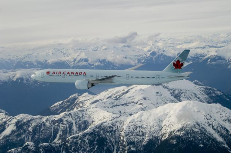 Air Canada will fold all fuel surcharges into its base airfares on North American routes, in response to recent steep declines in fuel prices.