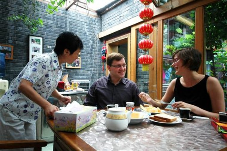 Experience Olympic homestay in Beijing