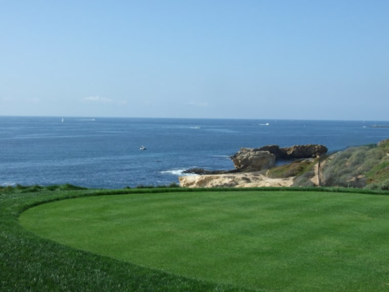 Pelican Hill Golf Club gives you an ocean break from L.A.