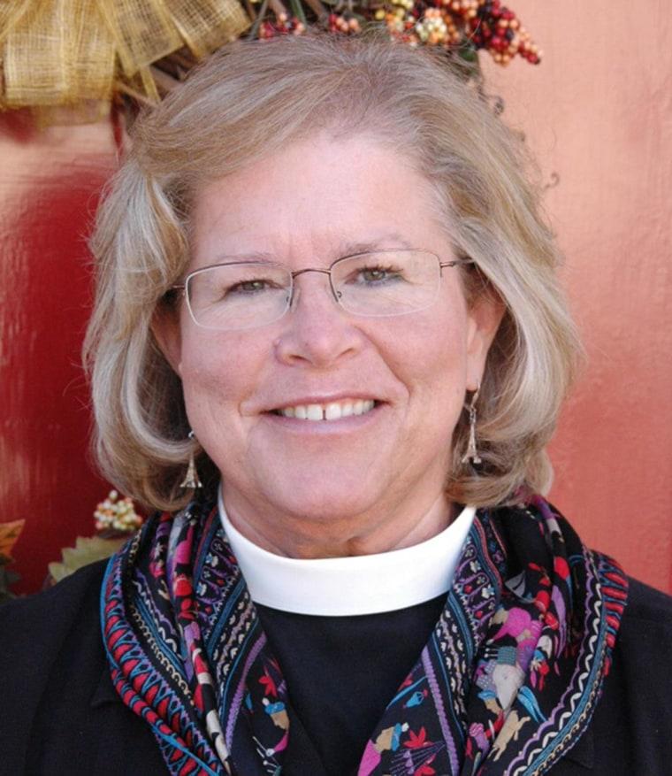 Image: Rev. Canon Heather Elizabeth Cook