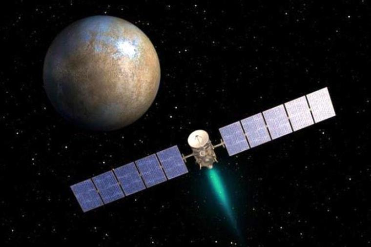 Image: Dawn probe