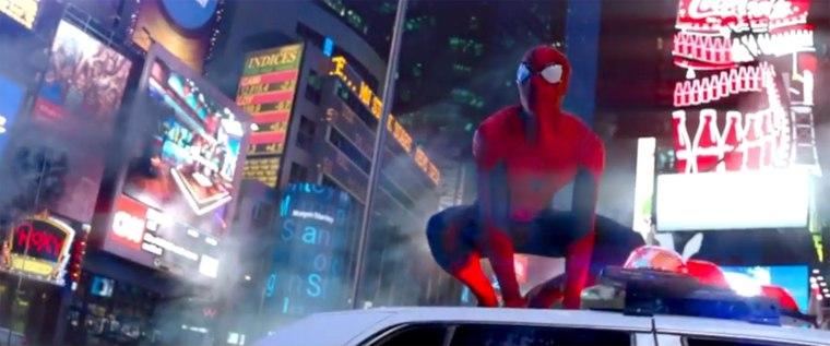 Image: 'Amazing Spider-Man 2'