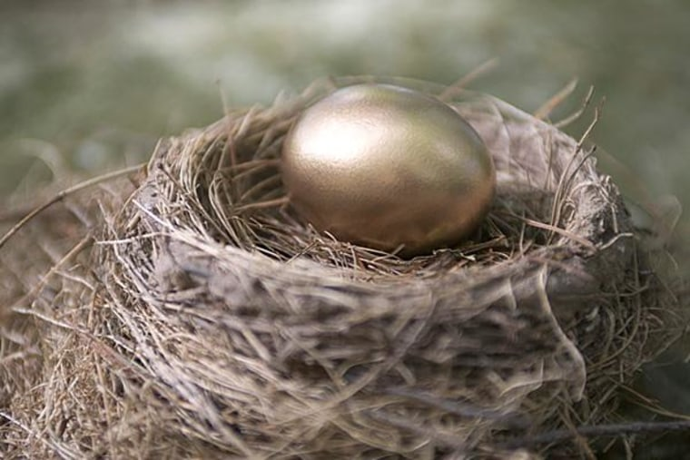 Your thirties are a smart time to focus on long-term goals and start growing your nest egg through smart investments.