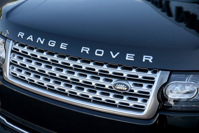 Land Rover is recalling almost 4,000 Range Rover SUVs.