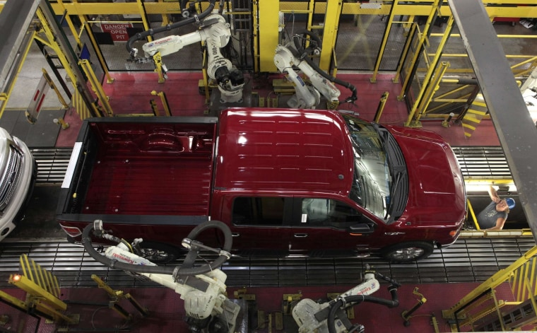Best Auto Recovery >> Housing Job Recovery Boost Auto Sales To Best Finish In 6 Years