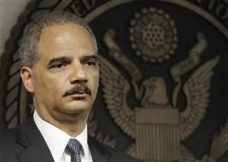 Image: U.S. Attorney General Eric Holder announced federal guidelines on school discipline