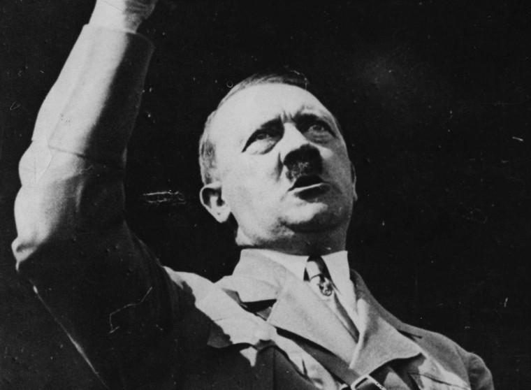 Image: Adolf Hitler, circa 1936.