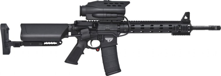 Image: TrackingPoint rifle