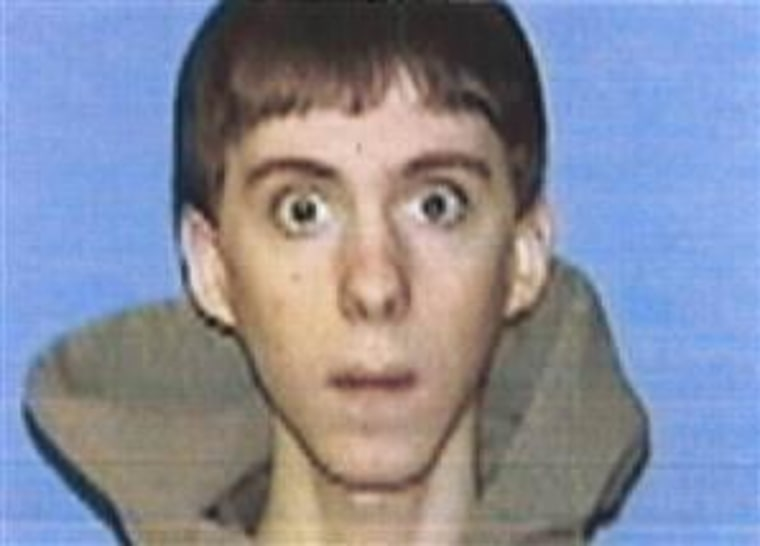 Image: Adam Lanza in student ID