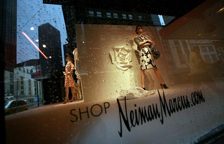 Image: Neiman Marcus store in Dallas, Texas