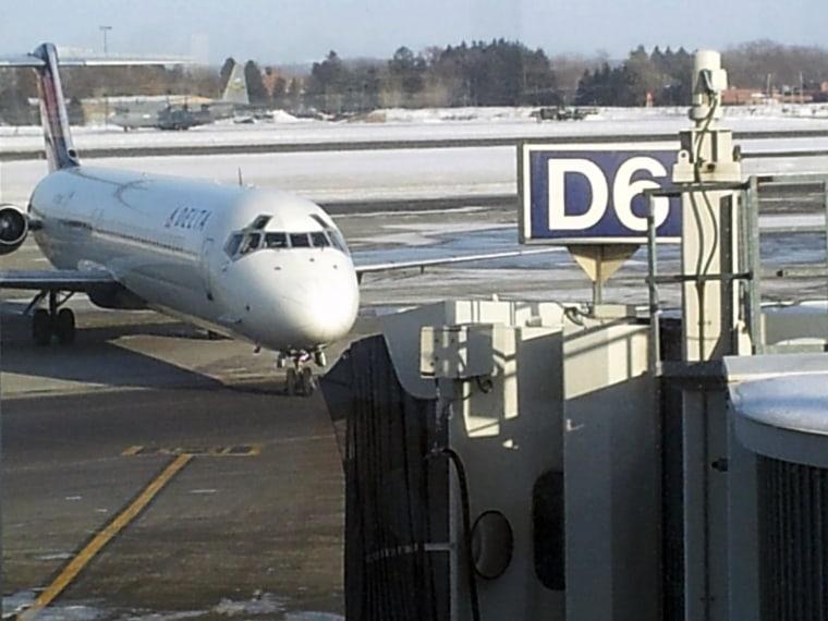 Image: Delta DC-9