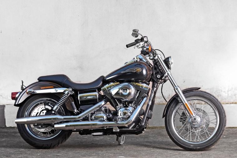 Image: Harley Davidson at Bonham
