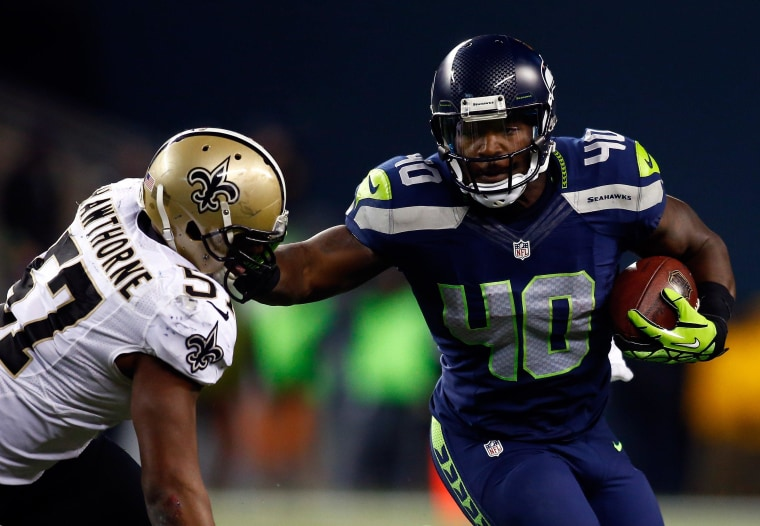 Image: New Orleans Saints v Seattle Seahawks