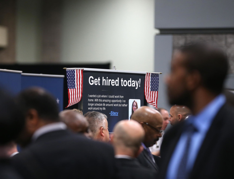 New claims for unemployment benefits dropped for the second straight week.