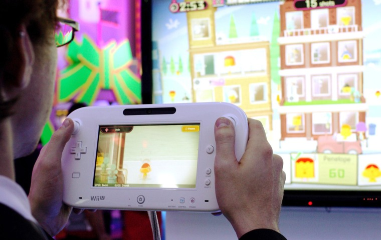 Nintendo says its Wii U consoles have flopped, driving the company to another annual loss