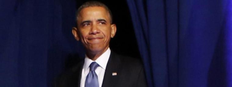 Image: US President Barack Obama delivers remarks on signals intelligence programs