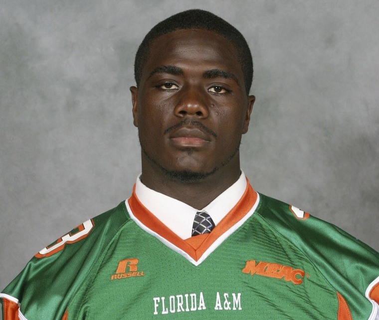 IMAGE: Photo of N.C. shooting victim Jonathan Ferrell