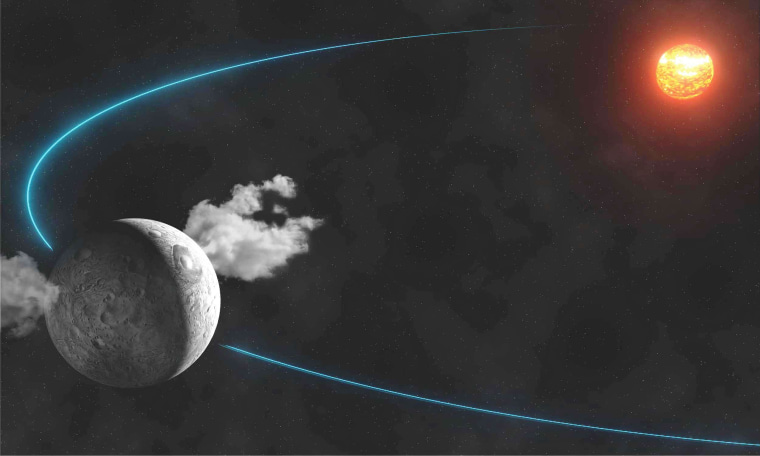Image: Steaming Ceres