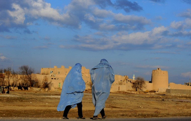 Image: AFGHANISTAN-SOCIETY