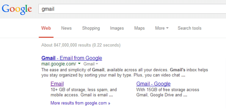 Google Glitch Sends Thousands of Emails to Man's Hotmail Account on