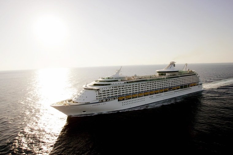 Image: The Royal Caribbean Explorer of the Seas