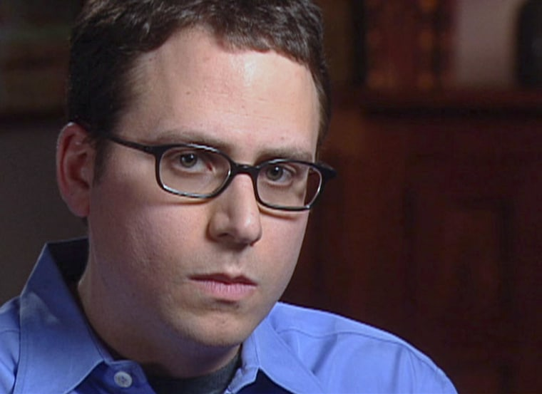 Image: Stephen Glass, former writer for The New Republic