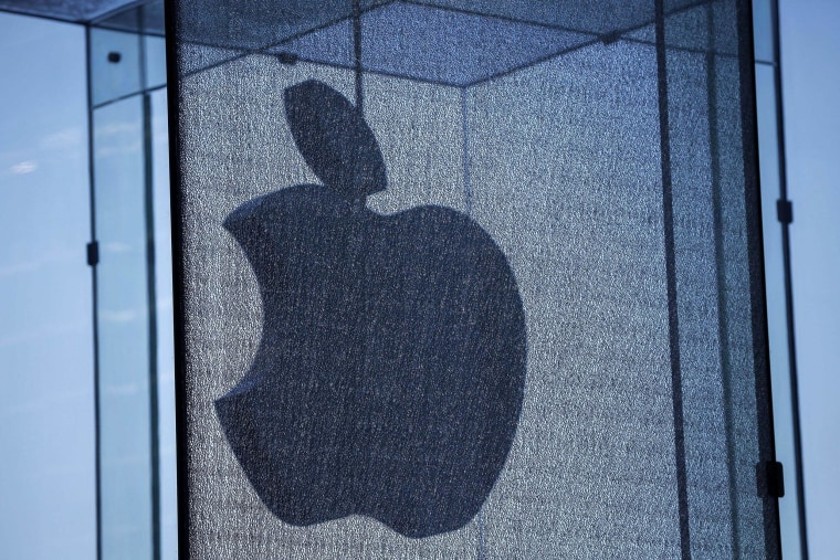 Apple shares tumbled Tuesday after it released a disappointing earnings report Monday afternoon.
