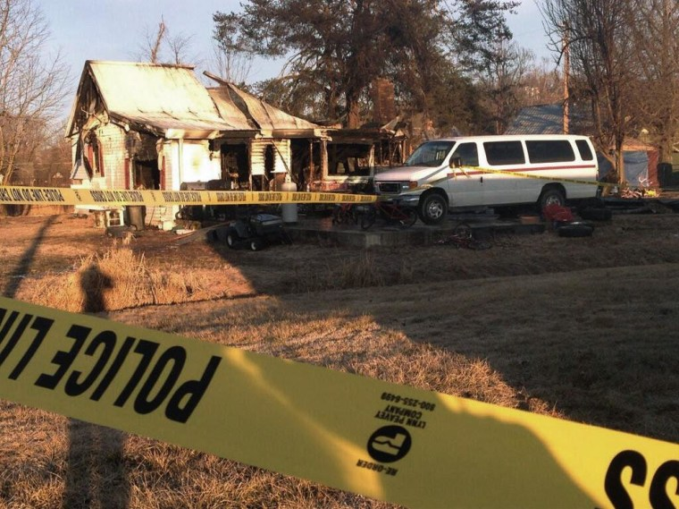 Nine people were killed early Thursday when fire tore through a house in Kentucky, authorities said.