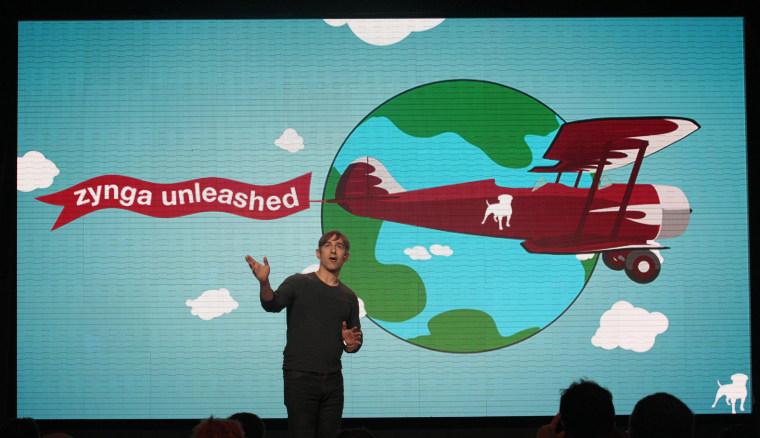 Image: Mark Pincus, Zynga CEO