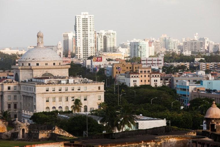 Image: Old San Juan