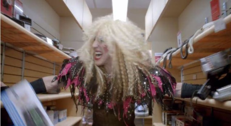 """RadioShack goes retro in Super Bowl ad that says, """"It's time for a new RadioShack."""""""