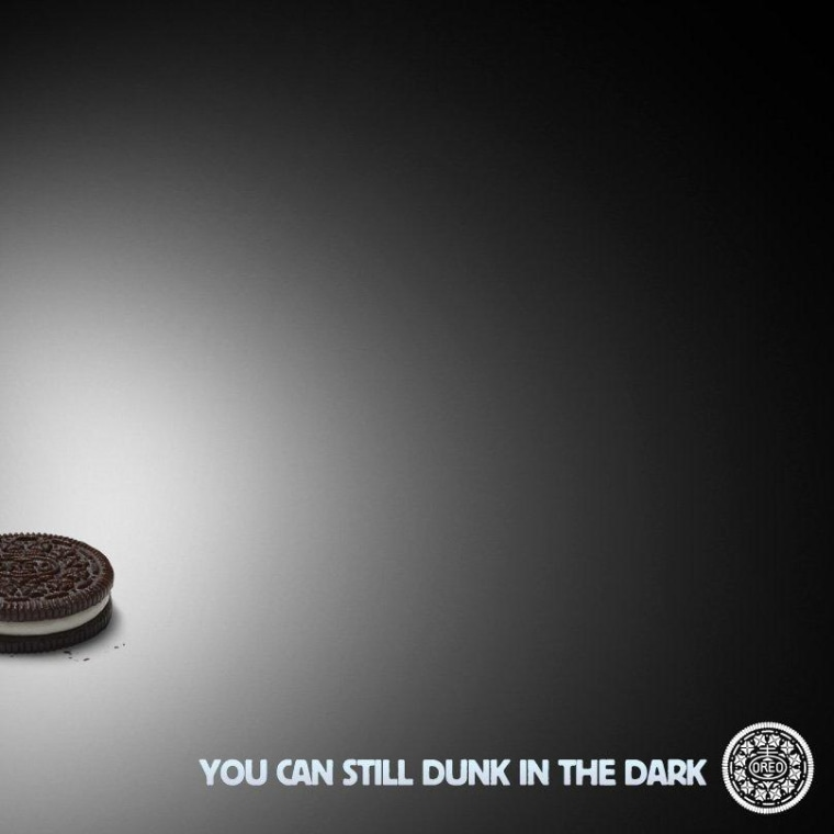 Oreo, a social-media monster during 2013's big game, tweeted that it's spending Super Bowl XLVIII on the sidelines.