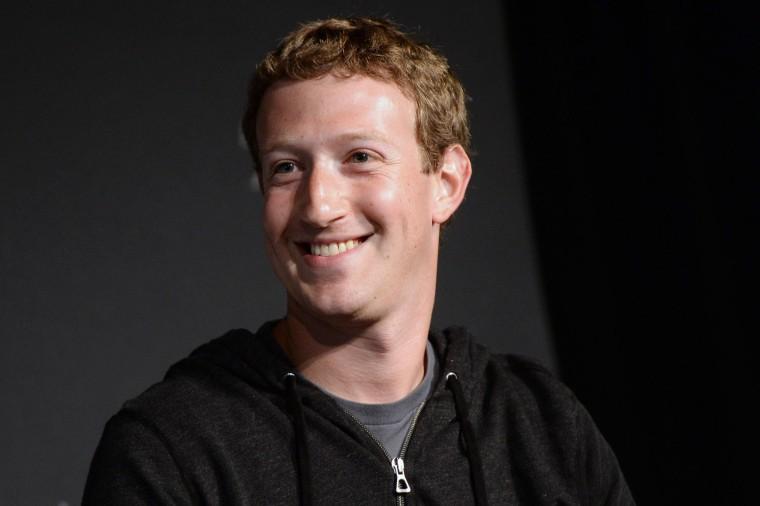 Image: Mark Zuckerberg