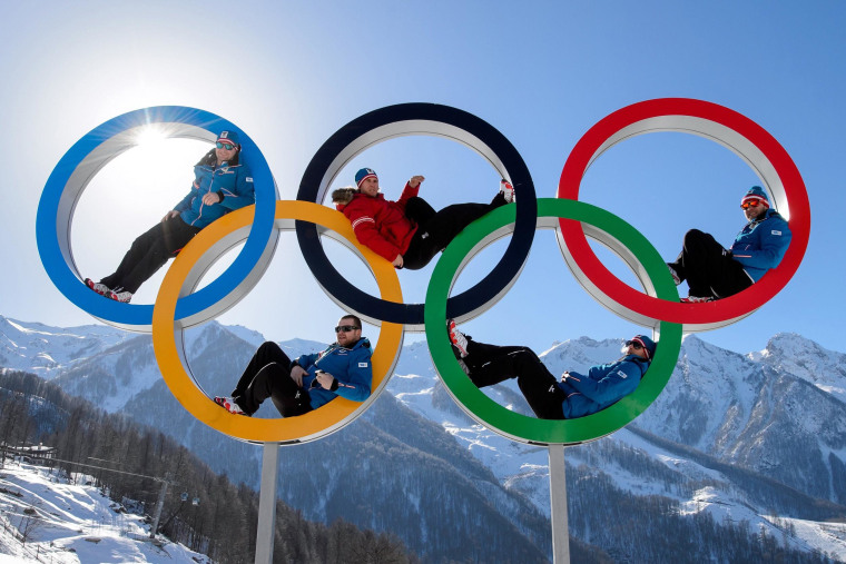 Image: Olympic Rings