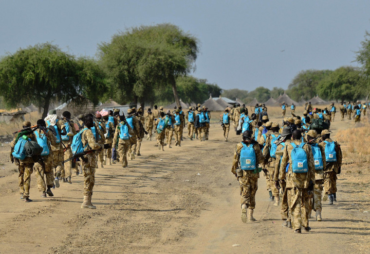 Image: Sudan People's Liberation Army