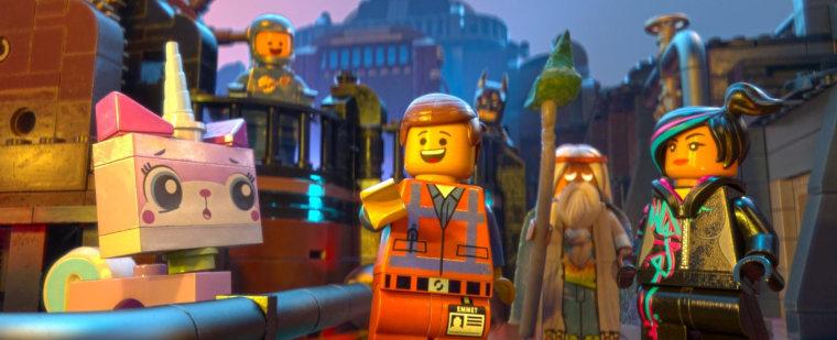 IMAGE: The Lego Movie