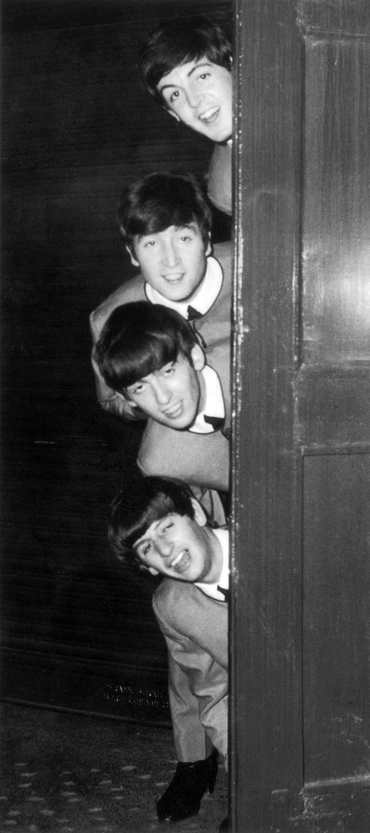 Beatles Backstage