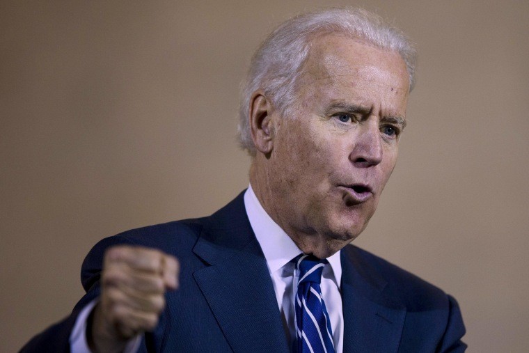 "Vice President Joe Biden calls for infrastructure investment during a news conference in Philadelphia on Thursday. He called New York's La Guardia airport ""Third World."""