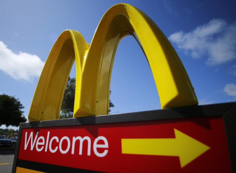 That Chemical Subway Ditched? It's everywhere -- McDonald's, Dunkin' Donuts, Starbucks