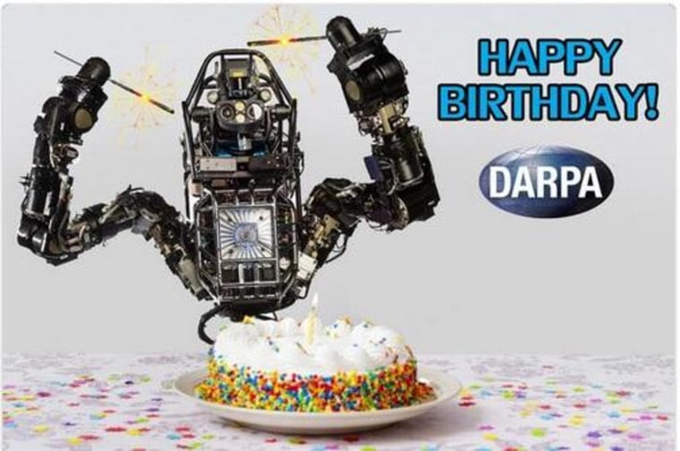 @DARPA/Twitter