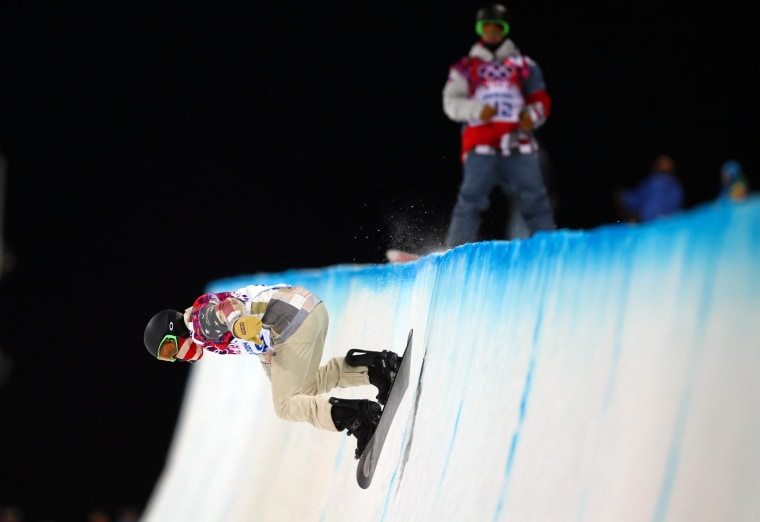 Sochi Crews Race to Fix Halfpipe Before White Goes for Gold