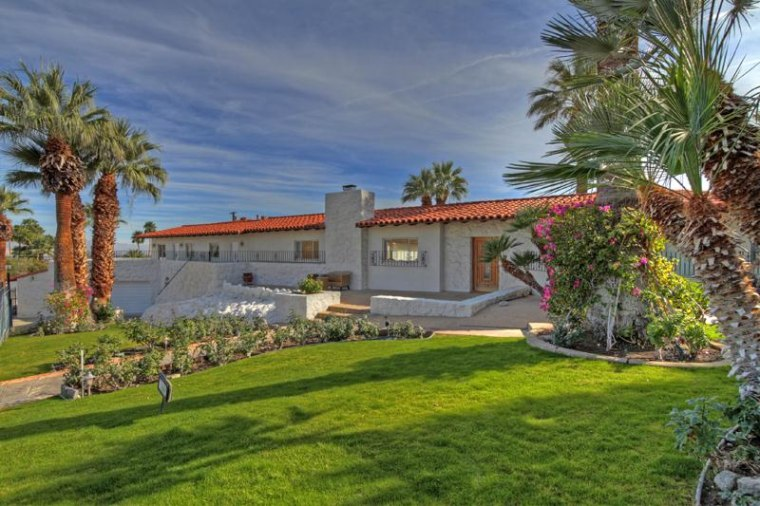 Elvis Presley's Palm Springs home is for sale.
