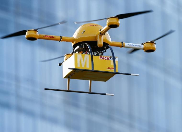 Image:  Drone