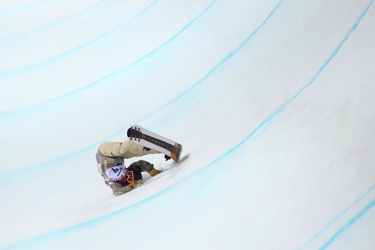 Image: Snowboard - Winter Olympics Day 4
