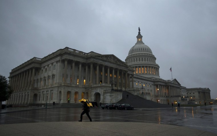 The House of Represenatives on Tuesday passed an extension of the debt limit.