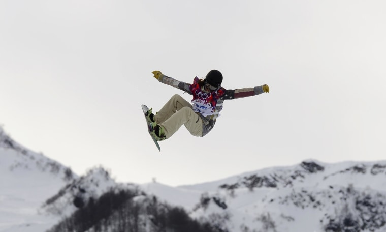 Image: OLY-2014-SNOWBOARD-HALFPIPE-WOMEN
