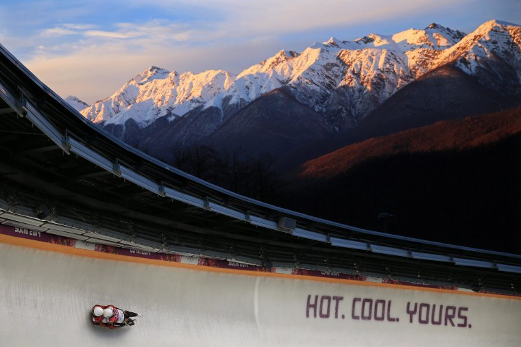 Image: Luge - Winter Olympics Day 5