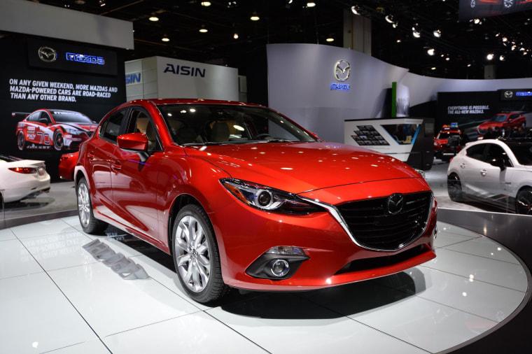 The 2014 Mazda3