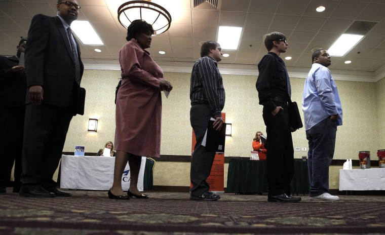 Jobless claims rose in the latest week, while retail sales dropped in January.