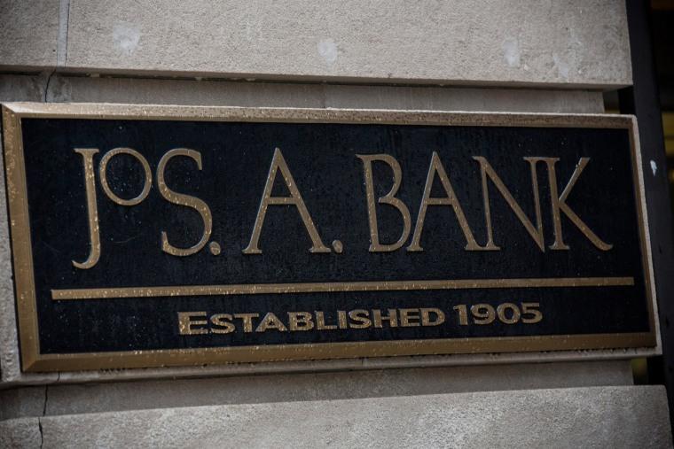 Clothier Jos. A. Bank (Est. 1905) is buying outdoor retailer Eddie Bauer (Est. 1920) in a deal valued at $825 million.